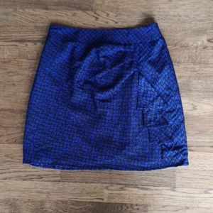 Jacob Black and Blue Skirt 8